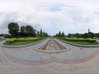 北京—豐臺花神街入口全景