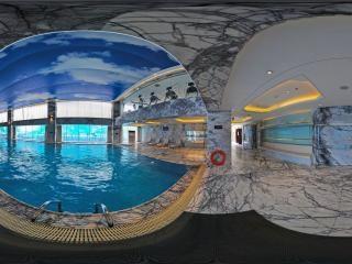 游泳館全景